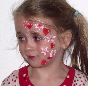 Click to view Arty-Faces - Face Painting Gallery